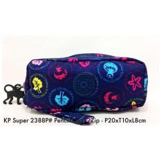 Dompet Import Kipling Pencil case 2Zip 2388P  29