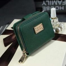 Penawaran Istimewa Dompet Import Wanita Df394 Green Terbaru