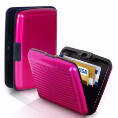 ... Fashion Wallet Alumunium Kuat Mudah disimpan Banyak Ruang - HitamIDR118600. Rp 150.000