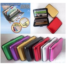 Dompet Kartu / Wallet Card Caddy / Card Caddy Dompet Anti Air  - 1 Pcs   RANDOM