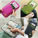 Ulasan Dompet Korean Passport Wallet Card Id Holder Organizer Travelus