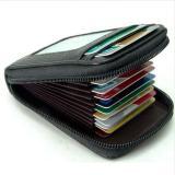 Harga Dompet Kulit Penyimpanan Kartu Travel Multifungsi Black Dinata Store Online