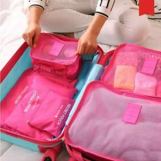 Katalog Dompet Mobel Baru Bag In Bag 6In1 Set Storage Laundry Pouch Tas Multi Terbaru