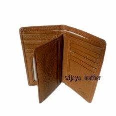 Dompet pria asli kulit model tanggung (3/4) wijaya_leather