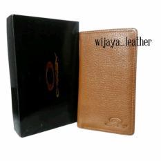 Dompet pria asli kulit model tanggung (3/4) - Nayla Wijaya