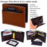 Spesifikasi Dompet Pria Bovis Co Bbe Pu Premium Lengkap