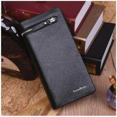 Spesifikasi Curewe Kerien Dompet Pria Kartu Business Long Zipper Wallet Fashion Import Business Impor Import Casual Yg Baik