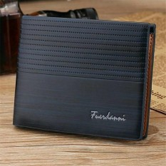 Dompet Pria Fashion Fashion Impor Import Business Import Casual Korean Style Fuerdanni