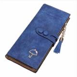 Spesifikasi Dompet Umbrella Bifold Wine Blue Paling Bagus