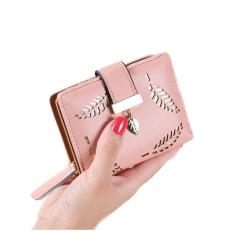 Spesifikasi Dompet Mini Wanita Import Leaf Woman Wallet Terbaik
