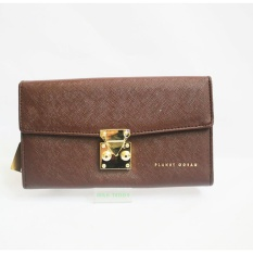 Dompet Wanita Planet Ocean Girl DPG510450 Brown