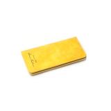 Beli Dompet Wanita Pu Leather Wallet Slim For G*rl Women Kuning Kredit Banten