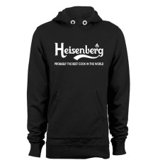 Jual Don Dona Hoodie Heisenberg Best Cook In The World Hitam Branded Murah