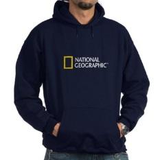 Jual Don Dona Hoodie National Geographic Hitam Branded Murah