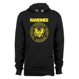 Review Toko Don Dona Hoodie Ramones Hitam Online