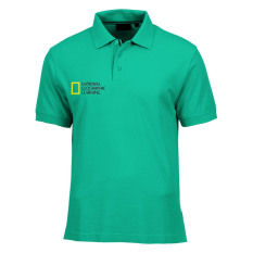Don & Dona Polo Shirt National Geographic Leaning - Hijau