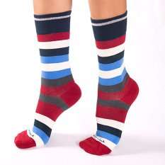 Harga Doormind Calf High Socks Chinodude Multicolor Lengkap