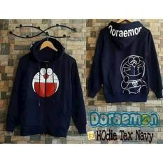 Doraemon Hodie Tex Navy Jaket Sweater - Ab9d5b