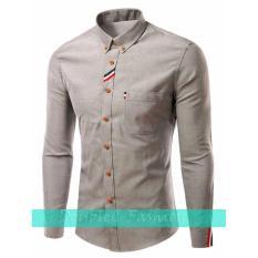 Iklan Doublec Fashion Kemeja Jordan Grey