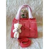 Promo Doublec Fashion Tiffany Bags Maroon