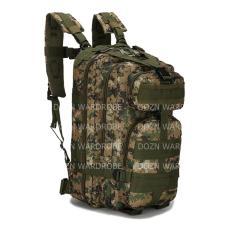 Toko Dozn Tas Ransel Pria Army Import Shoulder Backpack Bag 02 Kapasitas 25L Online