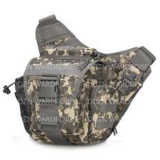 Jual Dozn Tas Selempang Pria Army Import Sling Bag 012 Capasitas 20L Dozn Asli