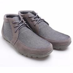 Top 10 Dr Kevin Sepatu Boots Pria Original 1033 Abu Online