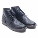 Beli Dr Kevin Men Casual Boots 1044 Black Yang Bagus