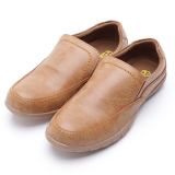 Dr Kevin Sepatu Pria 13231 Tan Sepatu Casual Pria Sepatu Slip On Pria Dr Kevin Diskon 30
