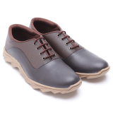 Beli Dr Kevin Men Casual Shoes 13251 Brown Pake Kartu Kredit