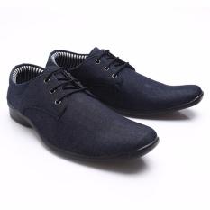 Dr Kevin Sepatu  Pria 13288 Hitam - Sepatu Casual Pria