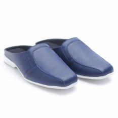 Beli Dr Kevin Men Sandals Bustong 1643 Blue Dengan Kartu Kredit