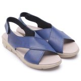 Jual Dr Kevin Shoes Women Sandals 26118 Blue Grosir