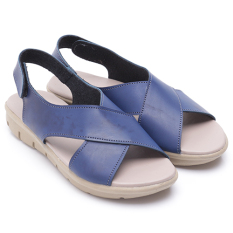 Jual Dr Kevin Shoes Women Sandals 26118 Blue Original