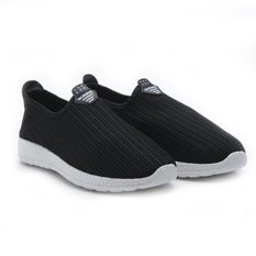 Dr. Kevin Soft   Comfortable Men Slip On 9307 Black 09da2d9ae0