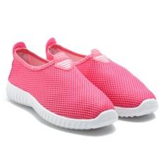 Promo Toko Dr Kevin Sepatu Slip On Wanita 5307 Pink Sepatu Casual Wanita Sneaker Wanita
