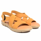 Jual Dr Kevin Women Flat Sandals 26126 Tan Import
