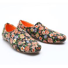 Beli Barang Dr Kevin Women Flat Slip On Shoes 43105 Orange Online