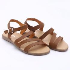 Harga Dr Kevin Women Sandals 26106 Brown Dr Kevin Shoes Jawa Barat