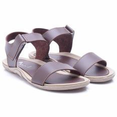 Promo Dr Kevin Women Sandals 26114 Brown Jawa Barat