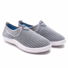 Jual Dr Kevin Women Sneakers 43213 Grey Dr Kevin Shoes Original