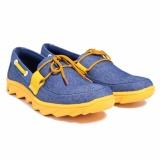 Toko Dr Kevin Women Sneakers Slip On 43225 Blue Dr Kevin Shoes Di Jawa Barat