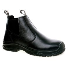 Harga Dr Osha Sepatu Safety Principal Ankle Boot Hitam Paling Murah