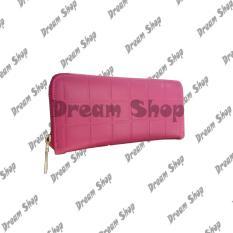 Dream Shop - Dompet Wanita Termurah - Oliver Wallet (Pink)