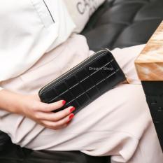 Dream Shop | Jual Dompet Panjang Wanita Japan - Oliver Wallet - Hitam