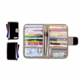 Jual D Renbellony Card Holder Light Black Tempat Kartu Dompet Kartu Card Organizer Branded Murah