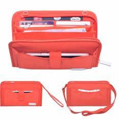Harga D Renbellony Victorine Wallet Orange Dompet Hp Dompet Organizer Drenbellony Dompet Wanita Lengkap