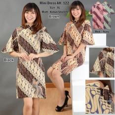 Review Dress Batik Chongsam Marco Jawa Timur