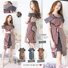 Dress Batik Modern Dress Sabrina