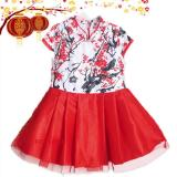 Toko Dress Cheongsam Tutu Anak Murah Dress Tutu Anak Murah Cheongsam Anak Murah White Plum Tree Lengkap Di Indonesia